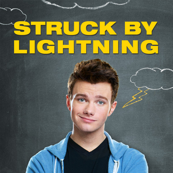 STRUCK BY LIGHTNING Extra: Interview with Chris Colfer and Brian Dannelly