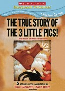 The True Story of the Three Little Pigs…and more animal adventures