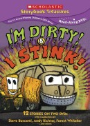 I'm Dirty and I Stink 2 pk.