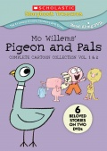 Mo Willems� Pigeon And Pals Complete Cartoon Collection Vol. 1 & 2
