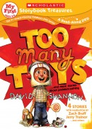 Too Many Toys…and more stories about problem solving