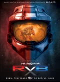 RVBX: Ten Years of Red Vs. Blue