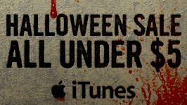 NOW UNDER $5 ON iTUNES!