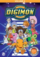Digimon Adventure: Volume 2