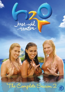 H2o just add water the complete season 2 flatiron film for H2o season 2