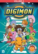 Digimon Adventure: Volume 3