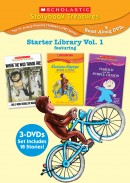 Scholastic Storybook Treasures Starter Library DVD Volume 1