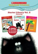 Scholastic Storybook Treasures Starter Library DVD Volume 2