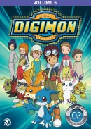 The Official Digimon Adventure, vol. 5