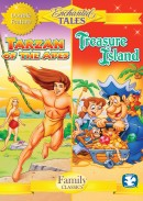 Enchanted Tales: Tarzan of the Apes & Treasure Island