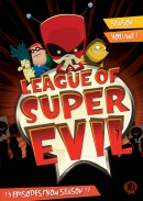 League of Super Evil, Season 1, Volume 1