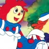 The Adventures of Raggedy Ann Andy The Sunny Bunny Adventure and