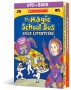 The Magic School Bus DVD+Book: Takes a Dive