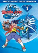 Beyblade: The Classic First Season, Volume 1