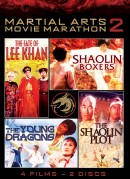 Martial Arts Movie Marathon Volume 2