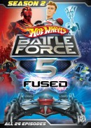 Hot Wheels Battle Force 5: Season 2