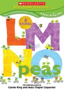LMNOPeas…and more fun with letters
