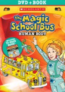 The Magic School Bus DVD+Book: Human Body