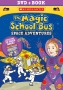 The Magic School Bus DVD+Book: Space Adventures