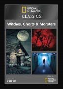 National Geographic Classics Witches, Ghosts and Monsters