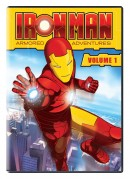 Iron Man: Armored Adventures (Volume 1)
