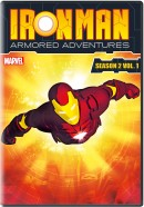 Iron Man: Armored Adventures, Season 2, Volume 1