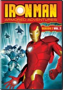 Iron Man: Armored Adventures, Season 2, Volume 2
