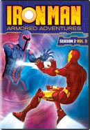 Iron Man: Armored Adventures, Season 2, Volume 3