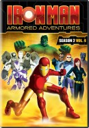 Iron Man: Armored Adventures, Season 2, Volume 4