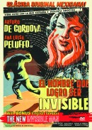 El Hombre Que Logro Ser Invisible – Original Mexican Classic! + The New Invisible Man – English Version