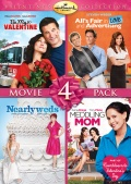 Hallmark Valentine's Day Quad (All's Fair In Love And Advertising, Be My Valentine, Meddling Mom, Nearlyweds)