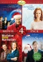 Hallmark Holiday Collection 2 (Cancel Christmas, Christmas Magic, Mistletoe Over Manhattan, The Santa Suit)