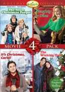 Hallmark Holiday Collection 3  (Town That Christmas Forgot (catalog), Naughty or Nice, It�s Christmas, Carol!, The Wishing Tree)