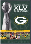 Super Bowl XLV Champions: Green Bay Packers