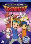 Digimon Tamers Volume 1
