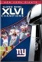 Super Bowl XLVI Champions: 2011 New York Giants