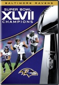Super Bowl XLVII Champions - 2012 Baltimore Ravens