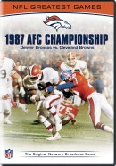 Greatest Games: 1987 AFC Championship