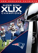 NFL Super Bowl XLIX Champions New England Patriots