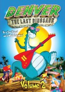 Denver the Last Dinosaur – Volume 2