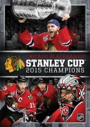 Chicago Blackhawks 2015 Stanley Cup Champions DVD