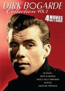 Dirk Bogarde Collection Vol 2 – 4-Movie Pack