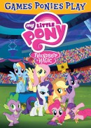 My Little Pony Friendship Is Magic: Games Ponies Play