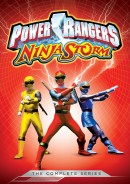 Power Rangers: Ninja Storm: The Complete Series