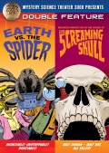 Mystery Science Theatre 3000: Creature Double Feature (Earth Vs. Spider & The Screaming Skull)