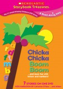Chicka Chicka Boom Boom…and more fun with letters and numbers
