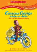 Curious George Rides a Bike…and a lot more monkeying around