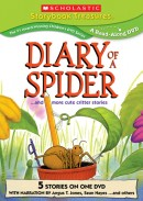 Diary of a Spider…and more cute critter stories