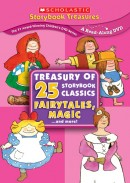 The Scholastic Treasury of 25 Storybook Classics – Fairytales, magic and more