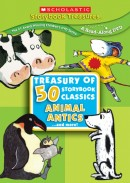 Treasury of 50 Storybook Classics – Animal Antics and more!